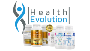 Evolve Inside™ with Health Evolution's unique life-changing all-natural formulas