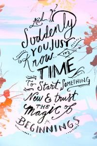 start now and discover the magic of new beginnings when you sleep better