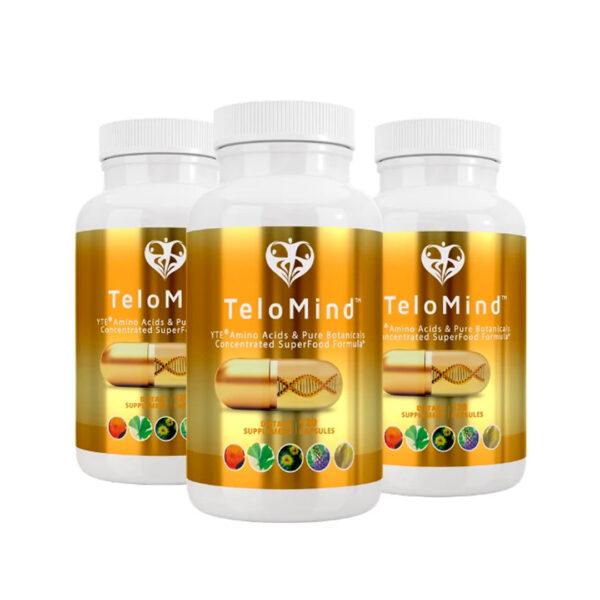 TeloMind X3 Bottles
