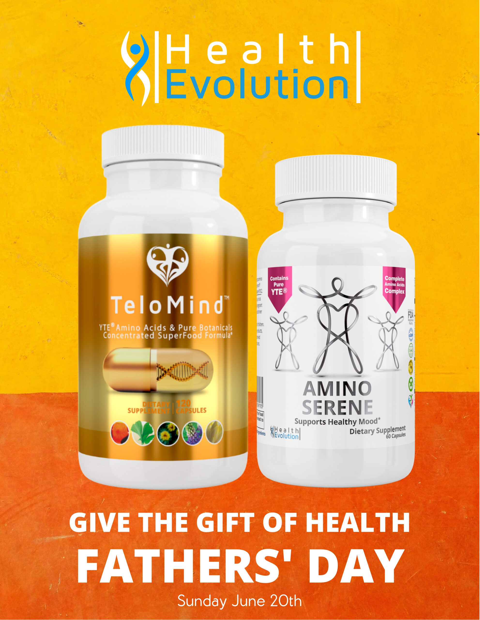 Give the gift of health this Fathers' Day and every day