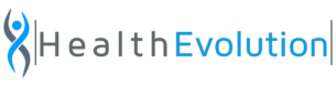 Health Evolution Project Logo Banner Transparent Small