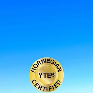 Norwegian YTECertified