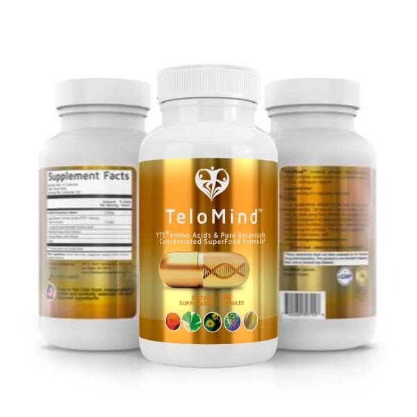 Telomind Supplement 3bottles